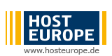 Webspace hosted by Host Europe